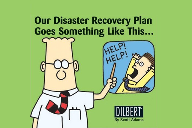 disaster recovery plan checklist template - creating a backup recovery checklist for 2016 new aitp