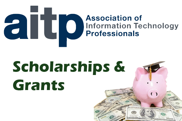 Grants and Scholarship Opportunities… Time is Slipping Away! | NEW AITP